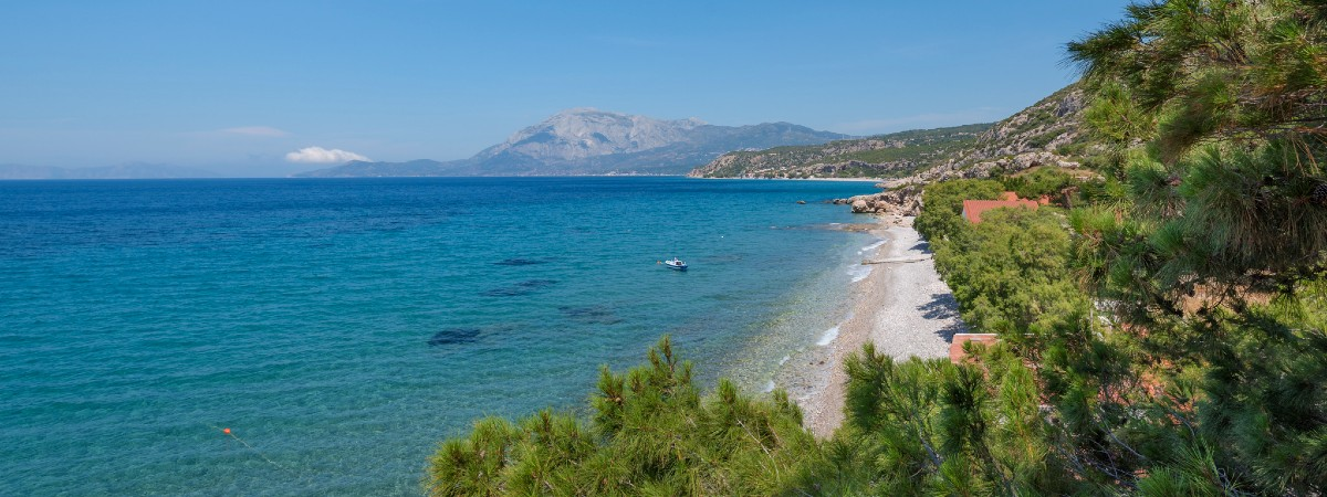Pefkos beach Samos header.jpg