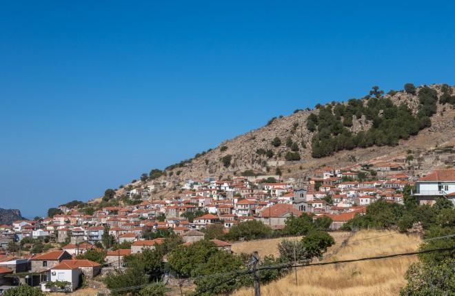 Stipsi informatie op Lesbos
