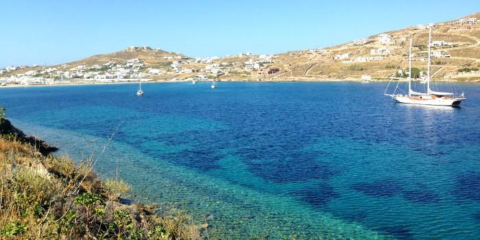 Griekenland in tp vier droombestemmingen