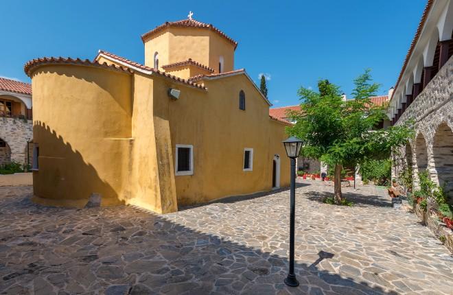 Moni Agia Zoni klooster op Samos