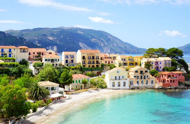 Kefalonia genomineerd voor European Best Destination 2021