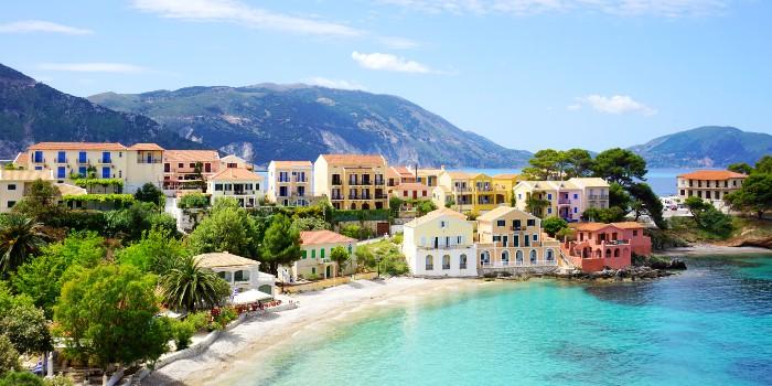 Kefalonia genomineerd voor European Best Destination 2021