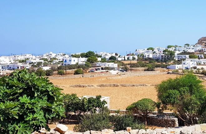 Klimaat en weer van Folegandros in Griekenland
