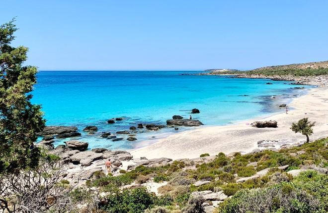 Kreta in top 10 populaire bestemmingen ter wereld