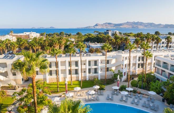 Apollon hotel Lambi op Kos in Griekenland