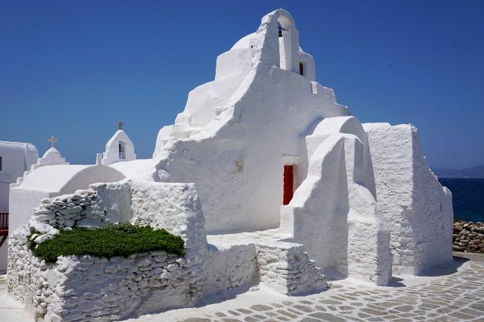 Noordelijke Cycladen Mykonos