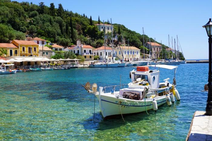 Eilandhoppen op de Ionische eilanden in Griekenland