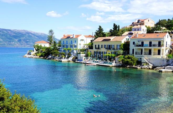 Griekenland domineert beste Europese bestemmingen voor gevaccineerde reizigers
