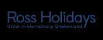 Griekenland vakantie aanbiedingen Logo Ross Holidays