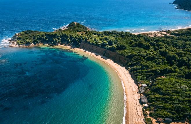 Mandraki beach Skiathos