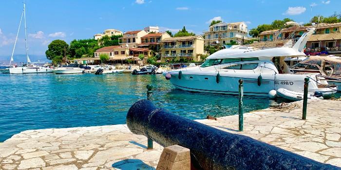 Ontdek het noordoosten van Corfu
