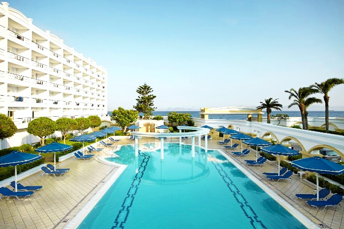 Vakantiepilot Rhodos Mitis Grand Beach Hotel