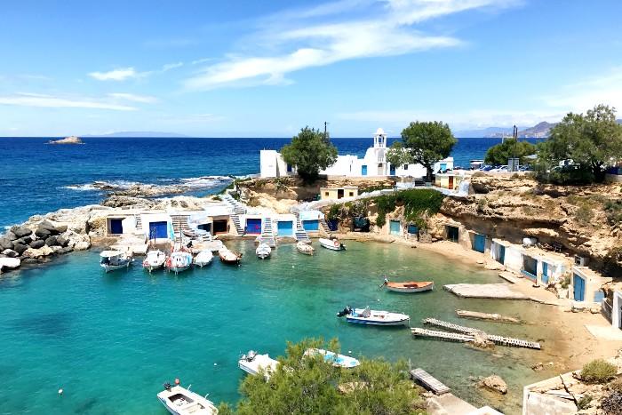 Westelijke Cycladen in Griekenland