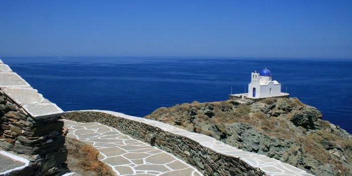 7 onbekende Griekse eilanden
