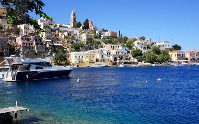 Symi als onbekend Grieks eiland voor vakanties