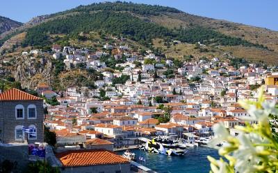 Eilandhoppen Griekse eilanden Hydra