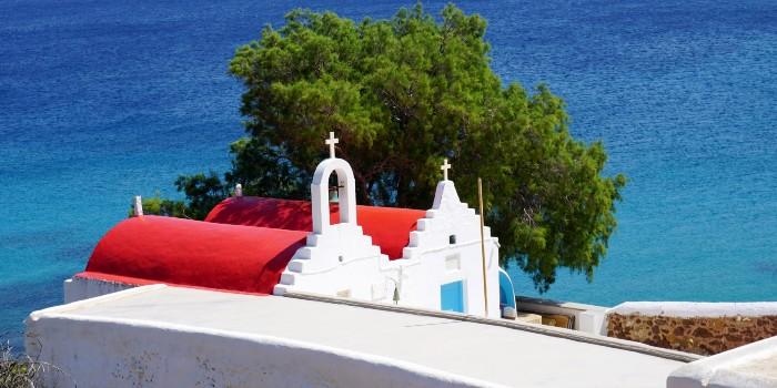 Eilandhoppen Griekse eilanden is de reistrend zomer 2021