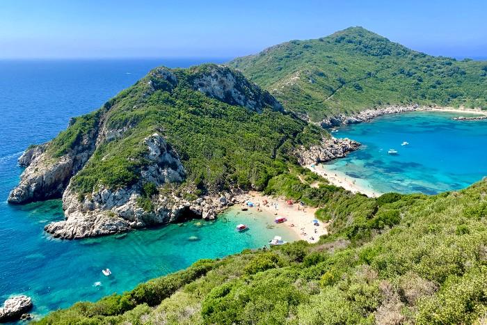 Eilandhoppen op de Ionische eilanden