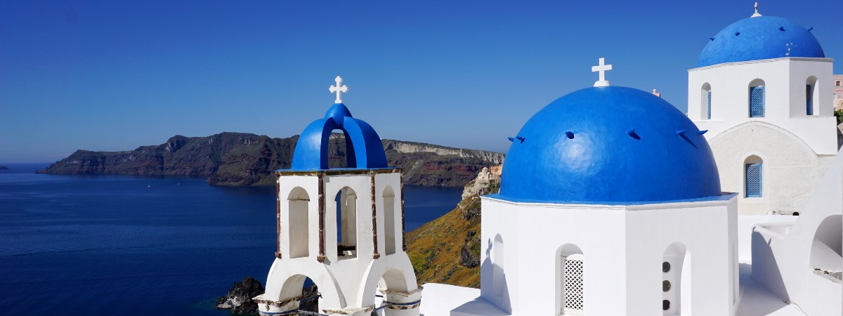 Griekenland vakantie op Santorini