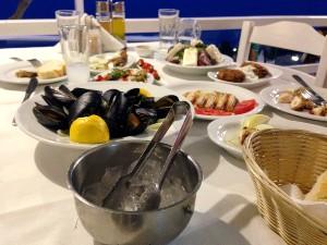 Griekse kruiden en gerechten