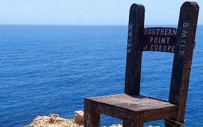 Onbekend Grieks eiland Gavdos