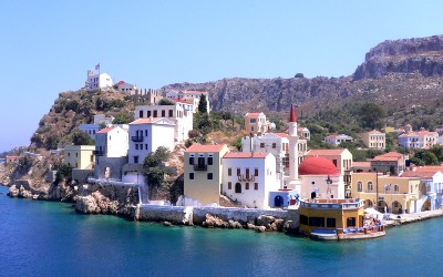 Kastelorizo als onbekend Grieks eiland