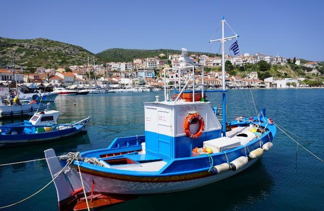 5 gezellige badplaatsen op het eiland Samos