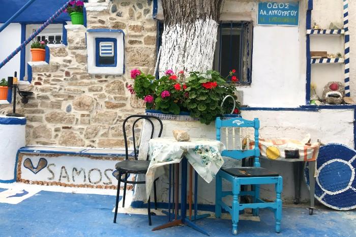 5 gezellige vakantiebestemmingen op Samos