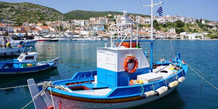 5 gezellige bestemmingen op Samos