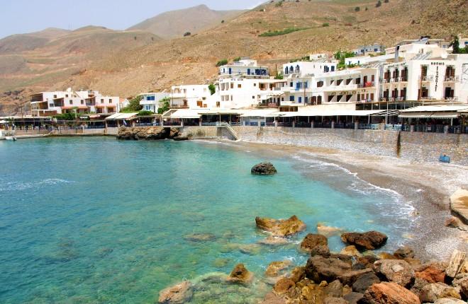 Chora Sfakion op Kreta