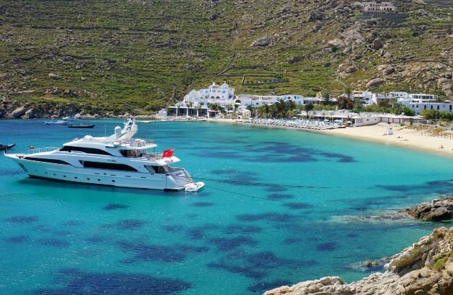 Stranden Griekenland ook weer open na lockdown