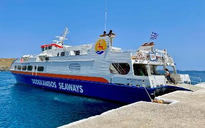Dodekanisos Seaways Kos Astypalea Pride