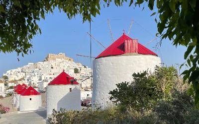 Astypalea vakantie vanuit Kos