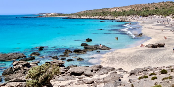 Reisadvies Griekenland verder versoepeld: Kreta op geel