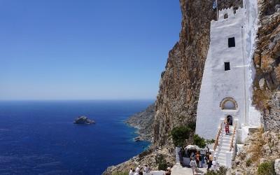 Andere Cycladen eilanden voor vakantie