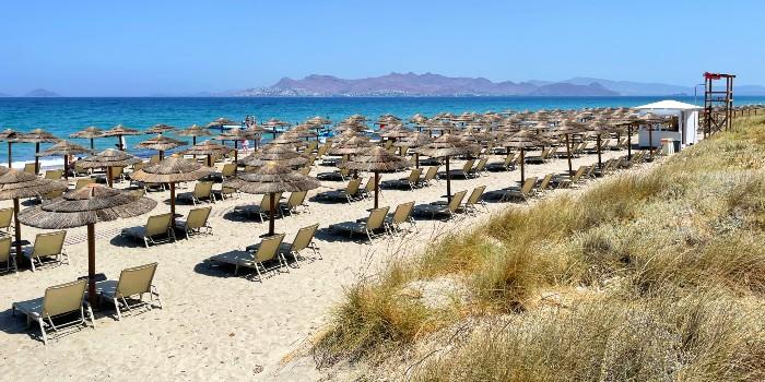 7 mooiste stranden van Kos