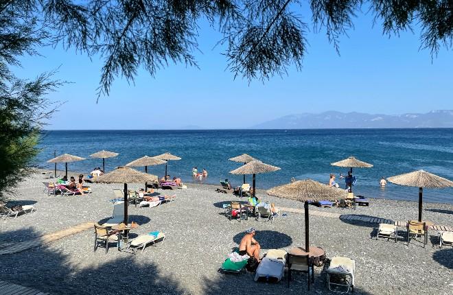 Agios Fokas beach Op Kos
