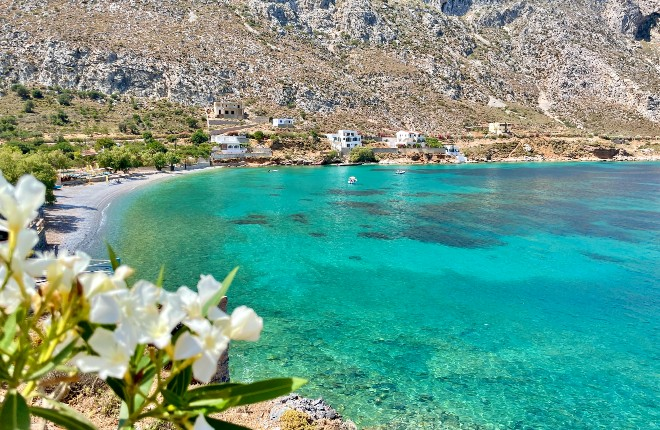 Griekenland in top 3 van Europa met kwaliteit zwemwater
