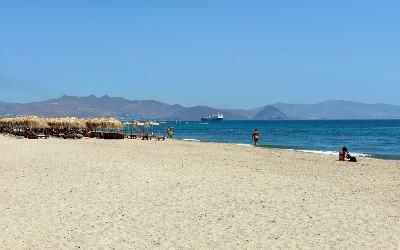 Lambi beach op Kos