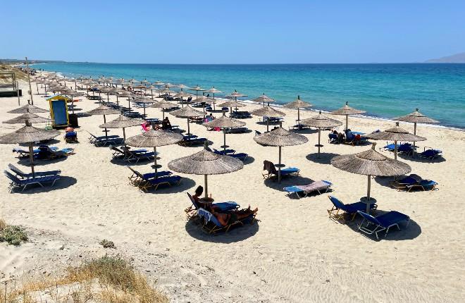Marmari vakantie op Kos in Griekenland