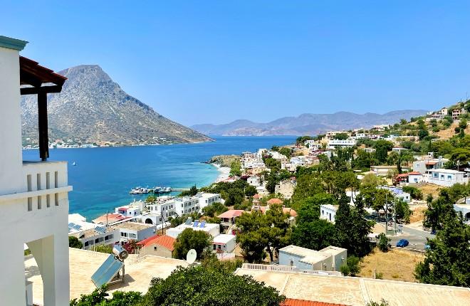 Myrties op Kalymnos vakantie