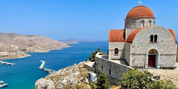 Op vakantie naar Kalymnos