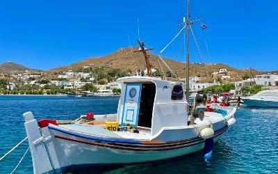Grikos op Patmos