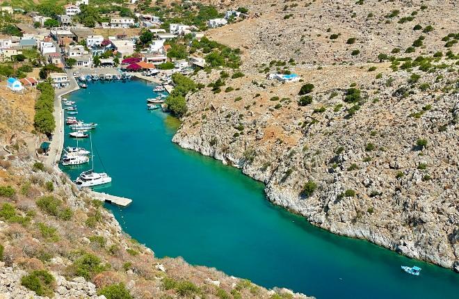 Vathi op Kalymnos