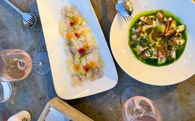 Ducato is Astypalea restaurant