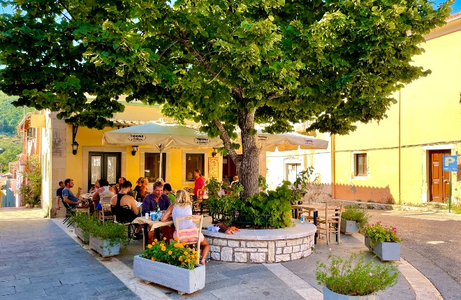 Doukades Corfu