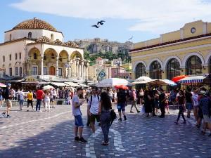 Griekenland is veilig voor vakanties