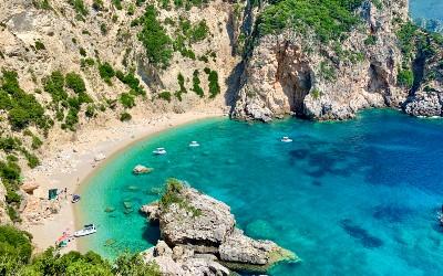 Strandvakantie Griekenland op Corfu