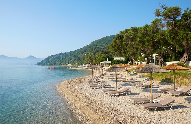 Agios Ioannis Peristeron op Corfu