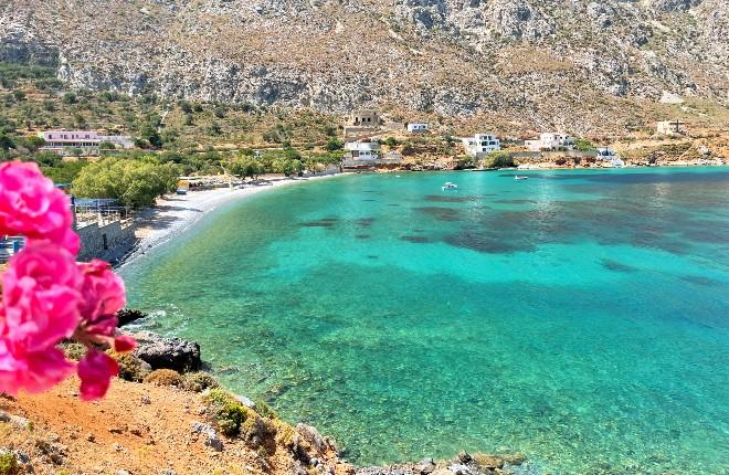 5 mooiste stranden van Kalymnos